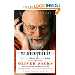 Musicophilia by Oliver Sacks