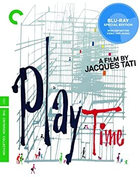 "Cover of ""Playtime- Criterion Collection ..."