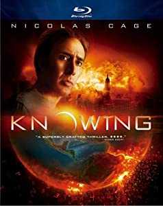 """Cover of """"Knowing [Blu-ray]"""""""