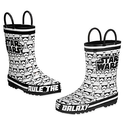 Star Wars Stormtrooper Rain Boots for kids (10 US toddler)