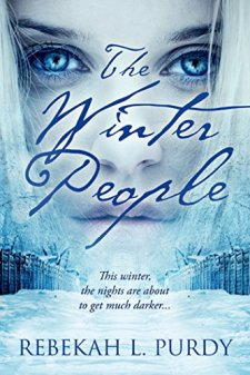 The Winter People (Entangled Teen) by Rebekah L. Purdy| wearewordnerds.com