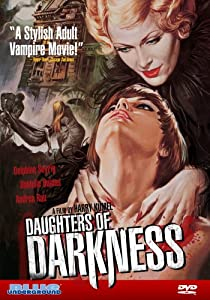 "Cover of ""Daughters of Darkness"""