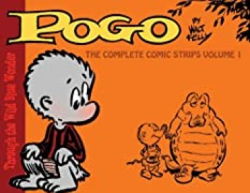 """Cover of """"Pogo: The Complete Daily & Sund..."""