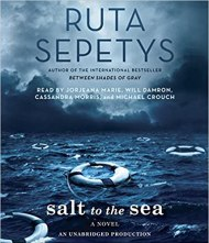 Salt to the Sea Audio