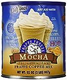 32oz Caffe D'Amore Frappe Freeze Mocha Frappe Coffee Mix