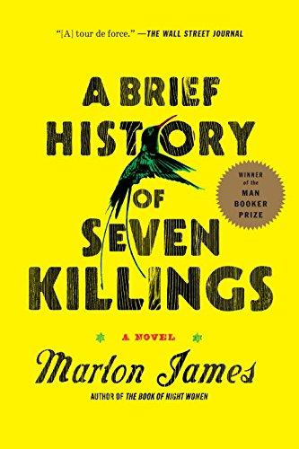Marlon James - A Brief History of Seven Killings epub book