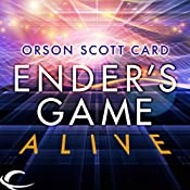 Ender's Game Alive: The Full Cast Audioplay by Orson Scott Card