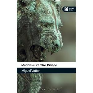 New Machiavelli book