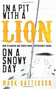 "Cover of ""In a Pit with a Lion on a Snowy..."