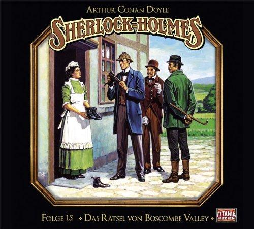 Sherlock Holmes (15) Das Rätsel von Boscombe Valley (Titania Medien)