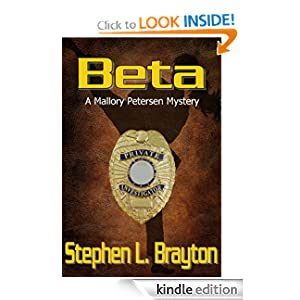 Beta (A Mallory Petersen Mystery)