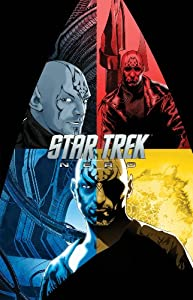 "Cover of ""Star Trek: Nero (Star Trek (IDW..."