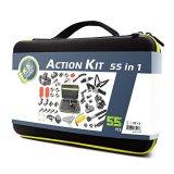 DeKaSi-Accessories-Action-Kit-for-Gopro-HERO-543SJ4000SJ5000SJ6000-55-IN-1