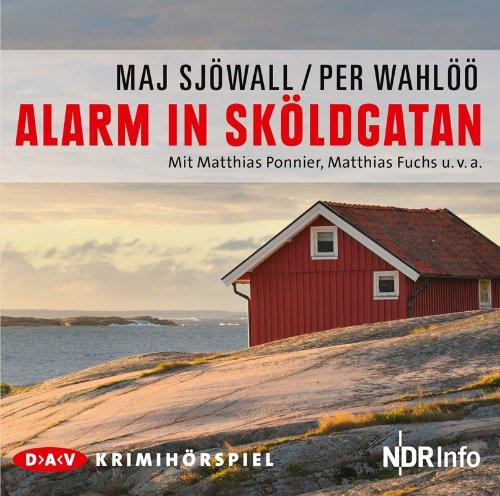 Maj Sjöwall / Peer Wahlöö - Alarm in Sköldgatan (DAV)