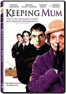 """Cover of """"Keeping Mum"""""""