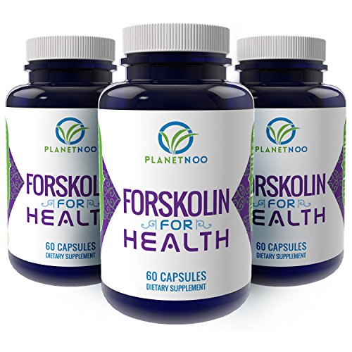 100% Pure FORSKOLIN Extract - Standardised at 40% - Great Weight Loss Supplement - Made in the USA