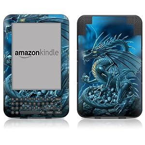 "DecalGirl Kindle Skin (Fits 6"" Display, Latest Generation Kindle) Abolisher (Matte Finish)"