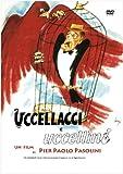 ピエル・パオロ・パゾリーニ 大きな鳥と小さな鳥 ニューマスター版 [DVD]