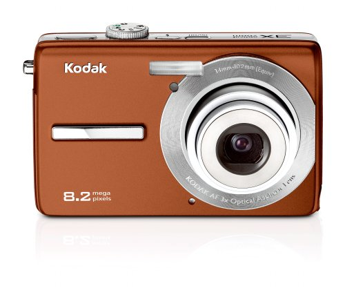 Kodak Easyshare M863 8.2 MP Digital Camera with 3xOptical Zoom (Copper)