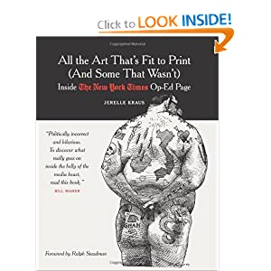 All the Art That's Fit to Print by Jerelle Kraus - peoplewhowrite