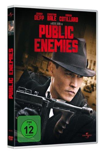 Public Enemies [DVD]; ca. 7 Euro