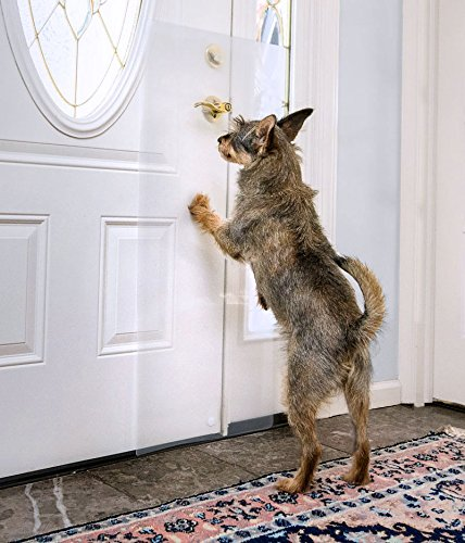 CLAWGUARD Dog Door Protector & Dog Door Protector - Paws Right Here Pezcame.Com