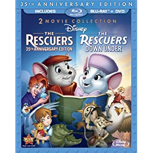 The Rescuers: 35th Anniversary Edition