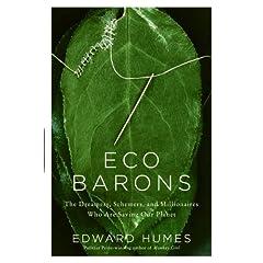 Eco Barons by Ed Hume