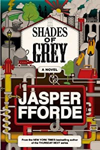 """Cover of """"Shades of Grey: A Novel"""""""