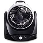 Ozeri Brezza II Dual Oscillating 10″ High Velocity Desk Fan for $38.95 + Shipping