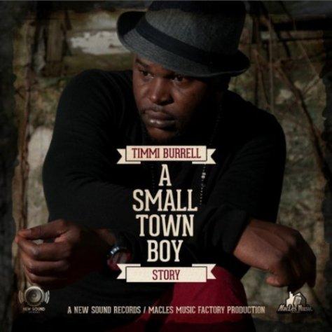 Timmi Burrell-A Small Town Boy Story-CD-FLAC-2014-YARD Download