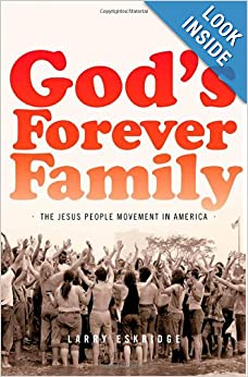 Book cover of God's Forever Family by Larry Eskridge