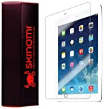 Skinomi TechSkin - Apple iPad Air Wi-Fi + LTE (5th Generation) Screen Protector Ultra Clear Shield + Lifetime Warranty
