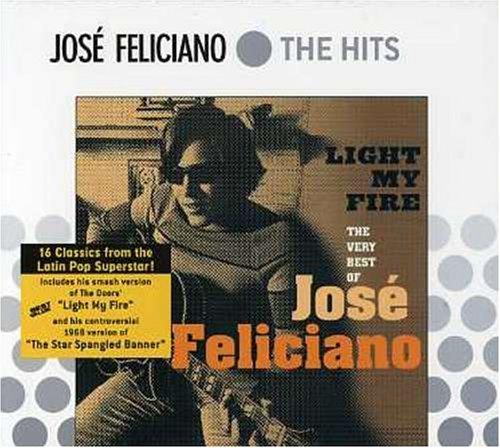 Jose Feliciano Light My Fire