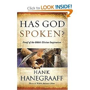 Has God Spoken?: Proof of the Bible's Divine Inspiration