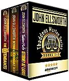Thaddeus Murfee Box Set Books 1-3 (Thaddeus Murfee Mystery Series of Crime & Legal Thrillers Book 7)
