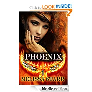 Phoenix, book 1 from the Phoenix Elite series