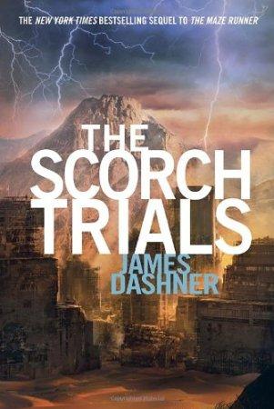 The Scorch Trials (Maze Runner, Book 2) by James Dashner, Mr. Media Interviews
