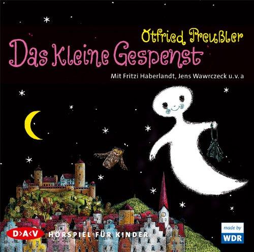 Otfried Preußler - Das kleine Gespenst (DAV)