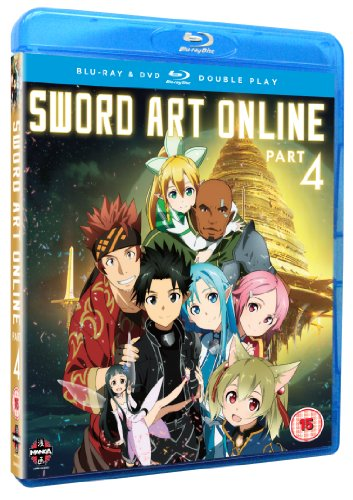 Sword Art Online Part 4