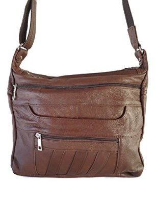 Brown-Leather-Concealed-Carry-Handbag-Roma-7082
