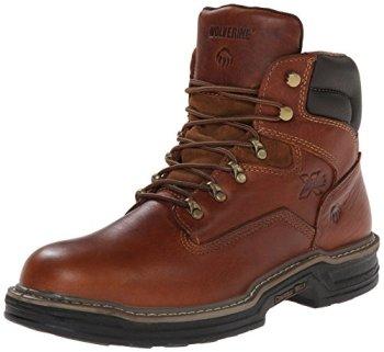 Wolverine Men's W02421 Raider Boot, Brown, 10 M US