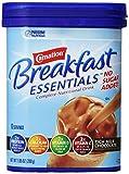 Carnation Breakfast ESSENTIALS No Sugar Added Chocolate Powder, 7.05-Ounce