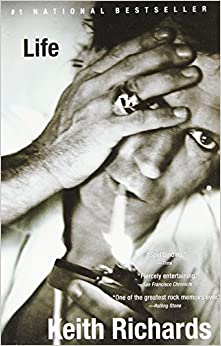 Life (Keith Richards & James Fox) autobiography book