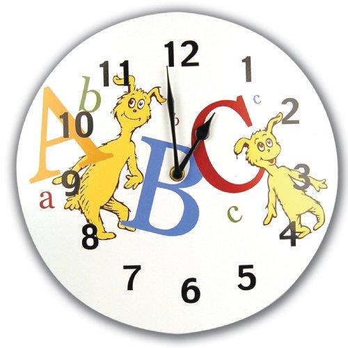 Trend LabDr. SeussABC Wall Clock
