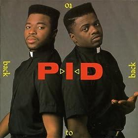 P.I.D. - Back to Back
