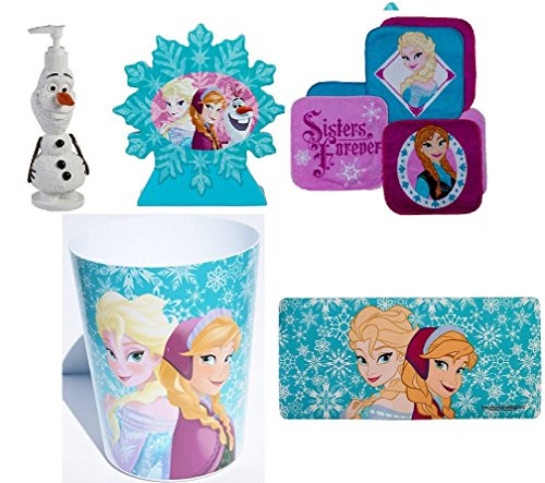 Superb ... Shampoo Disney Frozen Bathroom 5 Piece Bundle