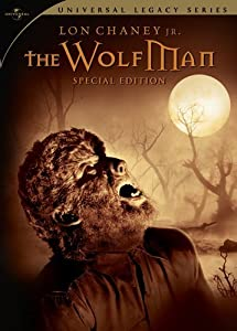 """Cover of """"The Wolf Man (Special Edition) ..."""