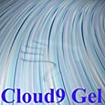 Cloud9 Queen 2 Inch, Gel Visco Elastic Memory Foam Mattress Topper