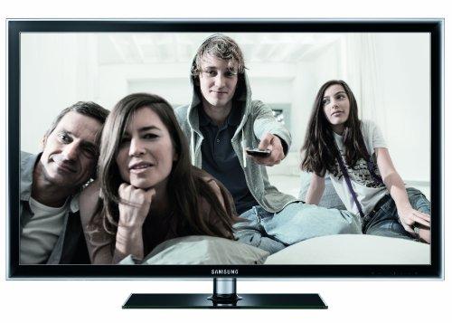 Samsung UE46D6200TSXZG 116 cm (46 Zoll) 3D-LED-Backlight-Fernseher, Energieeffizienzklasse A (Full HD, HD Ready bei 3D, 200Hz CMR, DVB-T/C/S2, CI+) schwarz